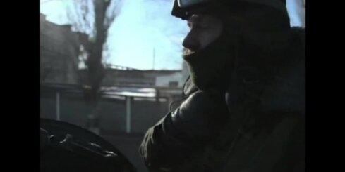 Video apskats: Haoss Debaļcevē, katastrofa Cīrihē, grautiņi Romā