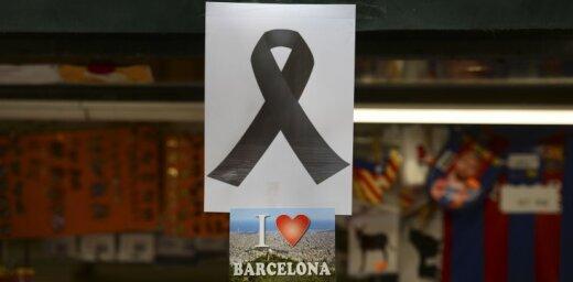 """""""Нет диктатуре страха!"""" Теракт в Барселоне сплотил футбольное сообщество"""