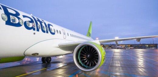 'airBaltic' astoto CS300 lidmašīnu cer saņemt nākamā gada pavasarī