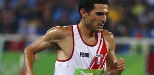 Baseinā noslīkušu atrod amerikāņu olimpisko skrējēju