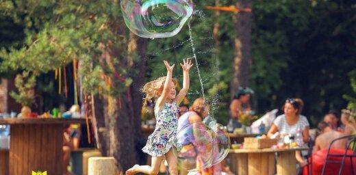 Vecumniekos būs brīvdabas mini-festivāls ģimenēm 'Āboļdārzs'