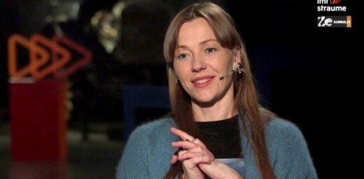 'ZeKurbulis' video: aktrise Maija Doveika pie stūres ikdienā un kino
