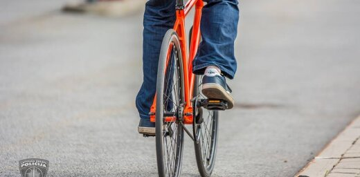В Стопиньском крае за кражу велосипедов полиция задержала наркомана