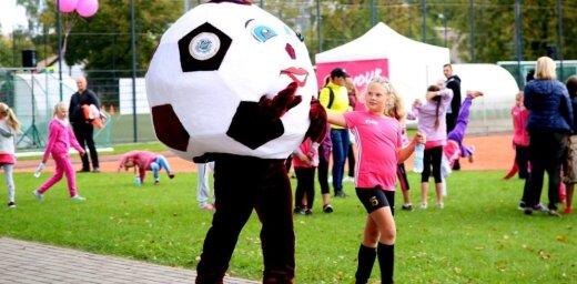 Futbola diena 114 pasākumos pulcējusi 11 300 dalībniekus