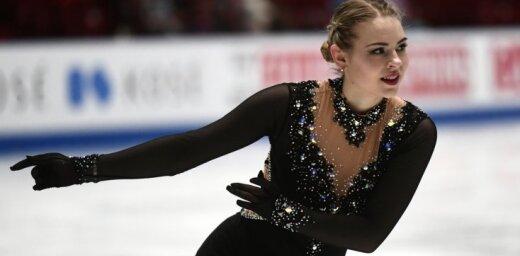 Kučvaļskai kritiens un pēdējā vieta pasaules čempionātā