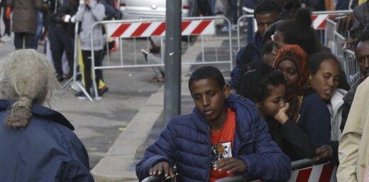 Kravas mašīnu sadursmē Itālijā gājuši bojā 12 migranti
