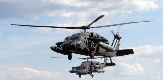 175 miljonu eiro vērto 'Black Hawk' iegāde stiprinātu NBS kaujas spējas, pauž ministrija