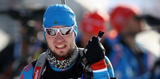 Российский биатлонист травмировался на летнем чемпионате страны