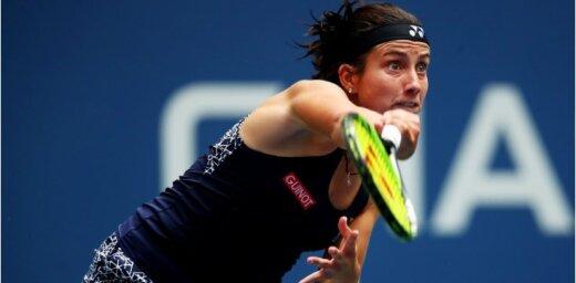 Sevastova 'WTA Elite Trophy' iesāk ar uzvaru pār 'US Open' čempioni Stīvensu