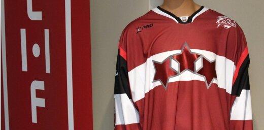 LHF представила новый логотип: начинается новая эра латвийского хоккея