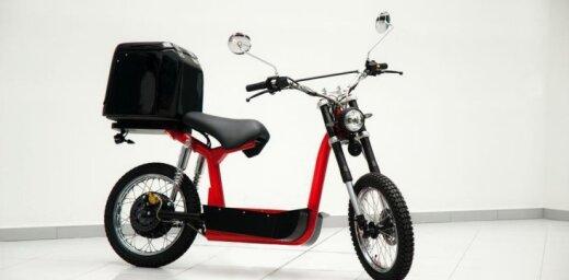 Viedais motorollers kā jauns pilsētas satiksmes dalībnieks