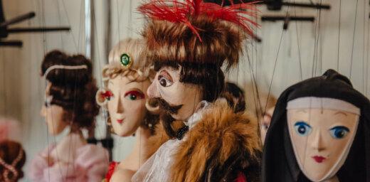 Atcelta Latvijas Leļļu teātra izrāde pieaugušajiem 'Kazanova'