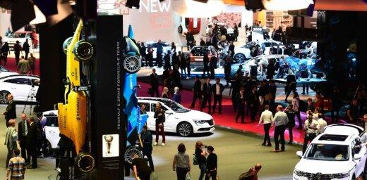 Par nepiedalīšanos Parīzes autoizstādē paziņojušas jau 15 markas