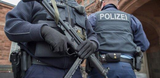 Beļģijas varasiestādes atbrīvojušas trīs pretterorisma reidos aizturētās personas