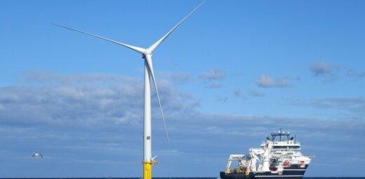 """Ученые: установка """"ветряков"""" в океане обеспечит энергией весь мир"""