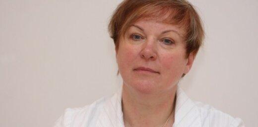 Kreicbergu apstiprina Stradiņa slimnīcas valdes priekšsēdētājas amatā