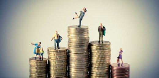 Nodokļu parādi budžetam mēneša laikā sarukuši līdz 972,95 miljoniem eiro