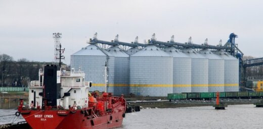 Ieguldot sešus miljonus eiro, modernizēs 'Ventspils Grain Terminal' termināli
