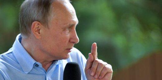 Александр Баунов. Страна-диссидент. Что не так с глобальным бунтом России