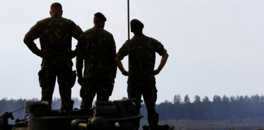 В понедельник Латвия будет приветствовать боевую группу защитников из НАТО