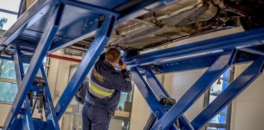 В Елгаве открывается новая станция техосмотра: другой адрес и самые современные технологии