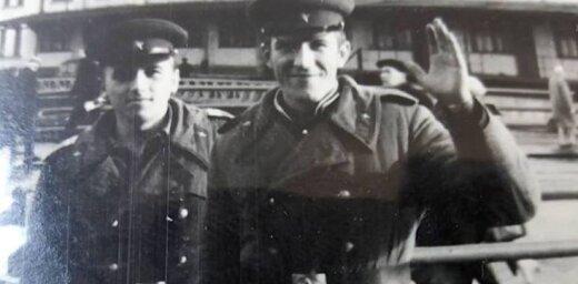 Lasītājs lūdz palīdzību pirms 50 gadiem zaudētā dienesta biedra meklējumos