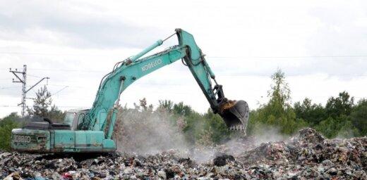 Rosina stiprināt atkritumu radītāja atbildību