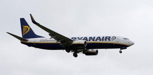 Расистский скандал на борту Ryanair расследует полиция