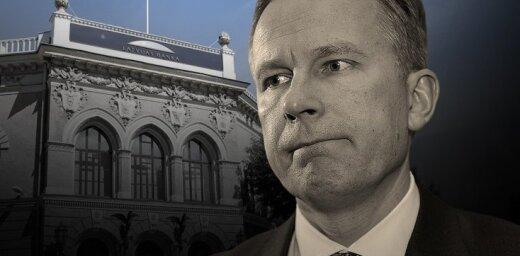 Rimšēvičs plāno iecelt aizstājēju ECB padomē; vispirms apstrīdēs Ģenerālprokuratūras lēmumu