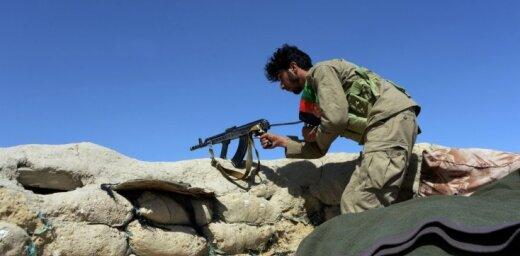 'Taliban' kaujinieki pārņēmuši savā kontrolē Gourmāču