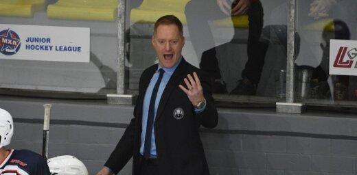 Minskas 'Dinamo' galvenais treneris nākamajā KHL sezonā būs kanādietis Dvaijers