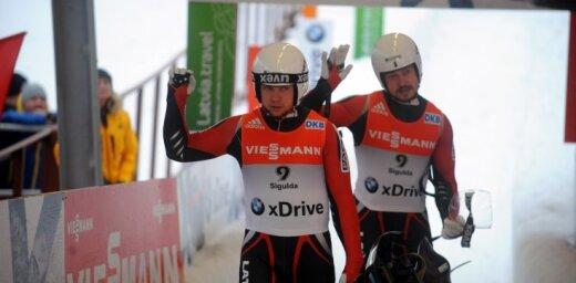 Latvijas kamaniņu sportistiem izvirzīts uzdevums noturēt pagājušās sezonas līmeni