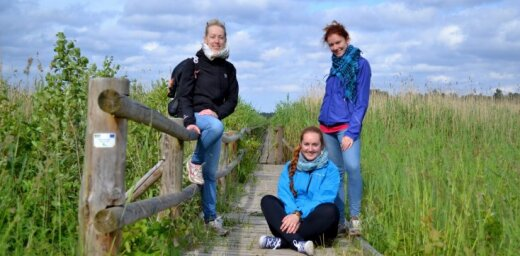Ceļojuma stāsts: vētrains pārgājiens Ķemeru nacionālajā parkā
