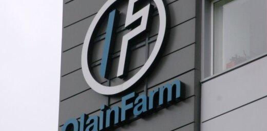 Pēc pirmdienas krituma 'Olainfarm' akciju cena aug un gandrīz atgriežas sākotnējā pozīcijā