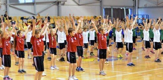 'Sporto visa klase' trešās sezonas finālu uzņems Jelgava
