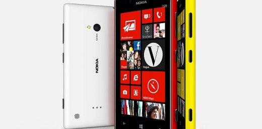 'Nokia' paplašinājusi 'Lumia' viedtālruņu saimi