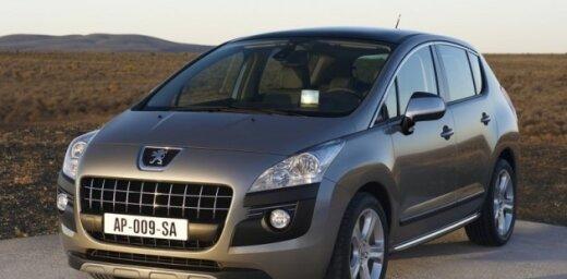 Par 'What Car?' gada auto kļūst 'Peugeot 3008'