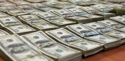 Latvijas Bankas ārējās rezerves janvāra beigās – 5,66 miljardi eiro