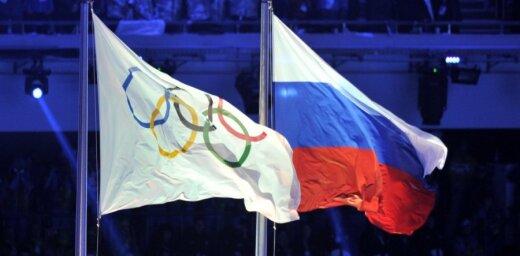 SOK goda loceklis: diskvalificēt Krieviju liedz Baha un Putina attiecības