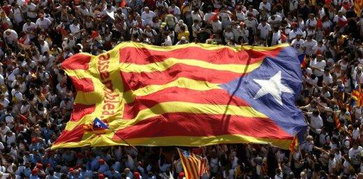 Мадрид назначил своего начальника полиции Каталонии