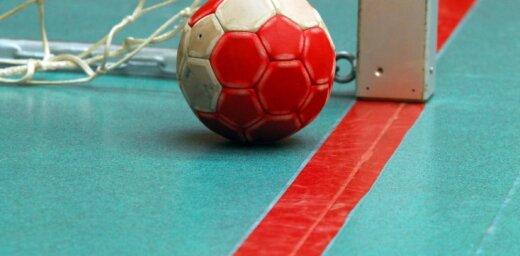 Latvijas U-18 handbola izlase izcīna vēl vienu uzvaru Eiropas čempionāta B divīzijas turnīrā