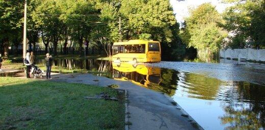 Plūdi Pārdaugavā