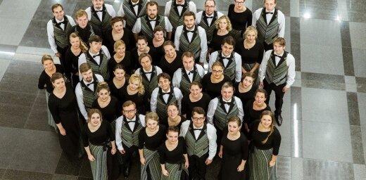 Koris 'Sõla' rīko koncertu 'Veca mīlestība nerūs'