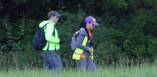 Почти сутки добровольцы искали пропавшего две недели назад жителя Пуре