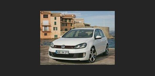 'VW Golf' saglabā Eiropā pārdotākā auto titulu
