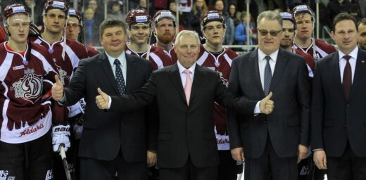 Savickis noliedz baumas par Rīgas 'Dinamo' nespēlēšanu KHL