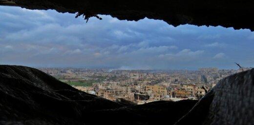 Alepo atgriežas iedzīvotāji, liecina ANO dati