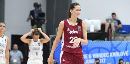 Kristine Vitola, Ana Dabovic (#23)