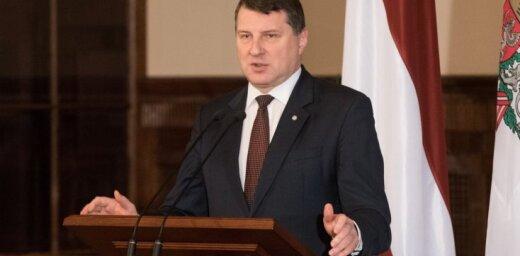 Nodokļu politika Latvijā kļūst stabilāka nekā iepriekš, uzsver Vējonis