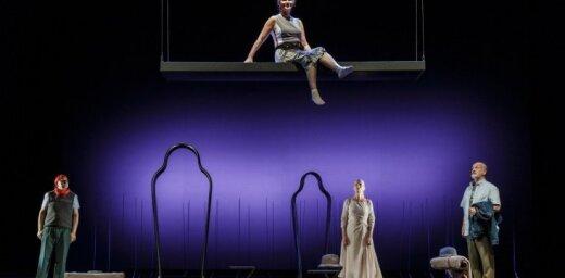 Valmieras teātrī pirmizrādi piedzīvojis iestudējums 'Fantočini noslēpums'